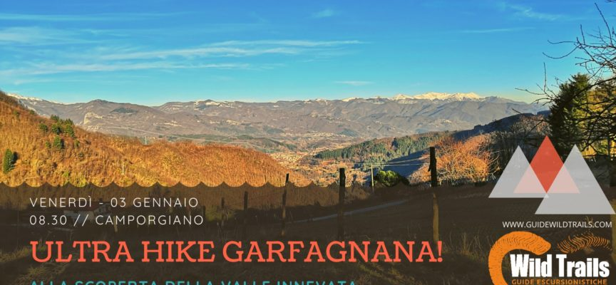 ULTRA HIKE Garfagnana!