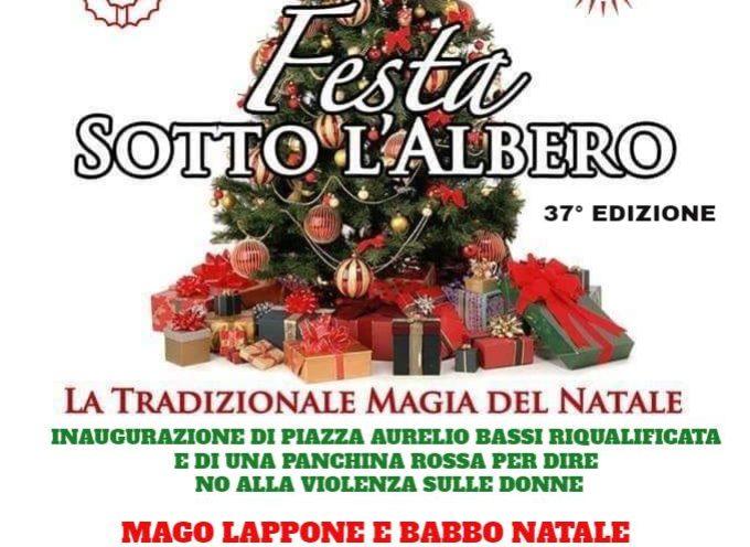 PARTIGLIANO LA FESTA SOTTO L'ALBERO