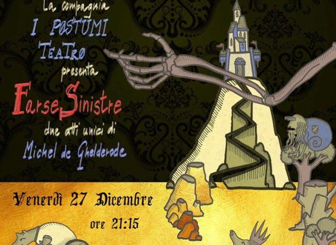 Gli appuntamenti teatrali proposti dalla F.I.T.A. Lucca per il periodo delle Feste.
