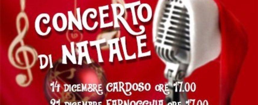 Stazzema – La Filarmonica Santa Cecilia di Farnocchia si esibisce in concerto a Cardoso e nella Chiesa di Farnocchia