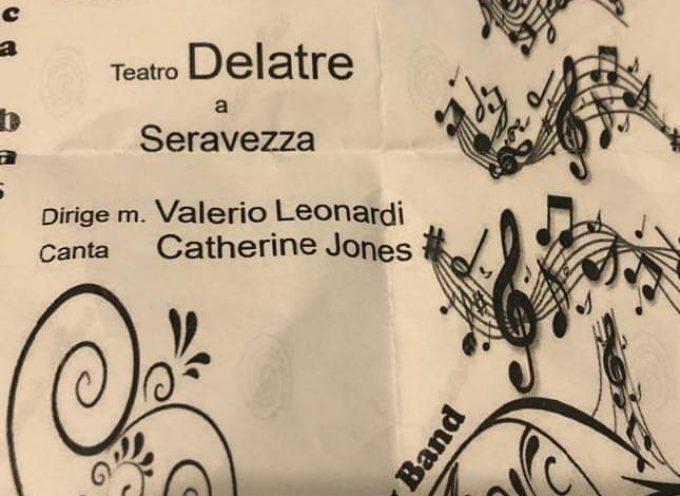 Christmas Jazz a Seravezza – Filarmonica Basilio Stagi al Teatrino Delatre sabato 21 dicembre
