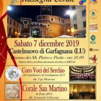 Aspettando il Natale – Rassegna corale Duomo SS. Pietro e Paolo – Castelnuovo di Garfagnana