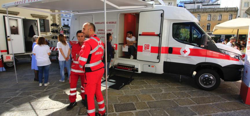 Mille pazienti in due anni all'ambulatorio odontoiatrico della Croce Rossa