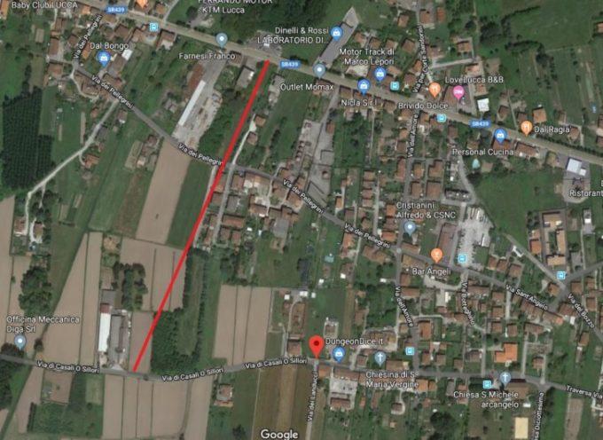 LUCCA – entro il 2021 una nuova strada fra la via Sarzanese  e la via Pisana Vecchia.