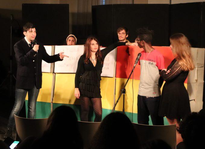 GIORNATA MONDIALE LOTTA ALL'AIDS: una performance teatrale a Palazzo Ducale per educare i ragazzi alla prevenzione