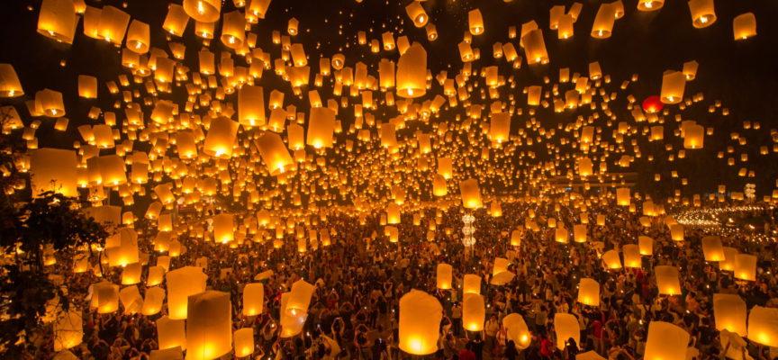 Niente botti, ma anche niente lanterne cinesi: l'appello della Protezione Civile