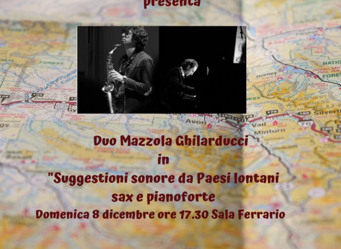 Centro Studi Musicali Forte dei Marmi presenta: Suggestioni sonore da Paesi lontani