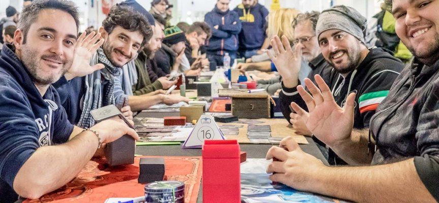 Da tutto il mondo al Polo Fiere di Lucca per giocare a Magic