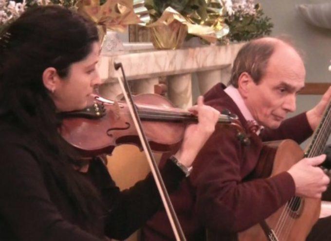 Concerto di Natale a Gorfigliano con Adele Casotti e Peter Coppo