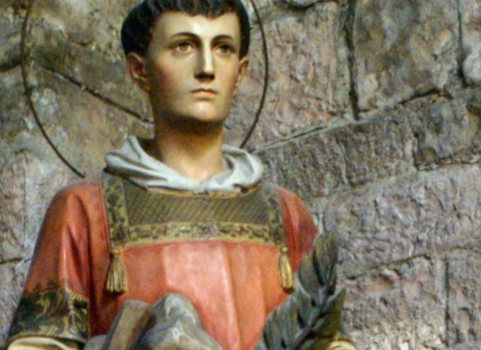 Il Santo del giorno, 26 Dicembre: S.Stefano,