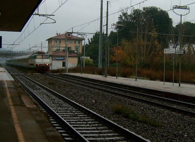 Al via da oggi le attività per la sostituzione degli attuali ascensori nella stazione di Pietrasanta (LU).