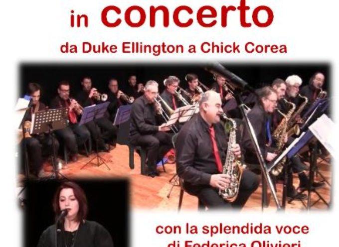 La Versilia Big Band in concerto a Villa Bertelli in un gradito ritorno