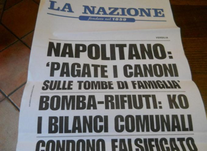 CONCESSIONI CIMITERIALI PERPETUE, UNA STORIA STAZZEMESE SENZA FINE CHE NON HA UGUALI IN ITALIA
