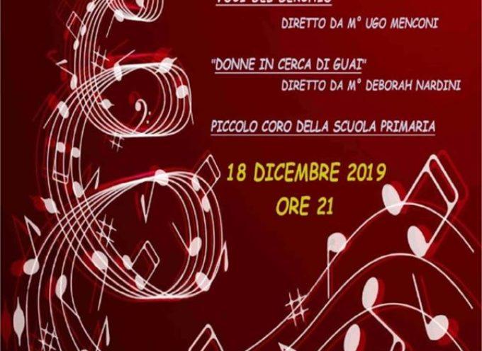 Concerto di Natale, al Centro Civico – a Camporgiano