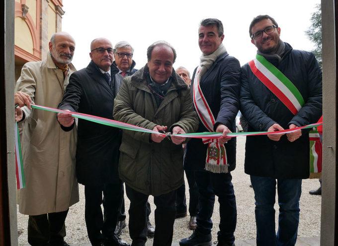 Inaugurati a Tassignano i sei alloggi di housing sociale a canone sostenibile