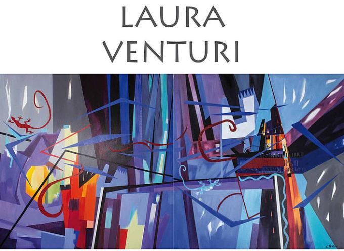 """Al museo Athena la mostra """"Giochi di equilibrio"""" di Laura Venturi"""