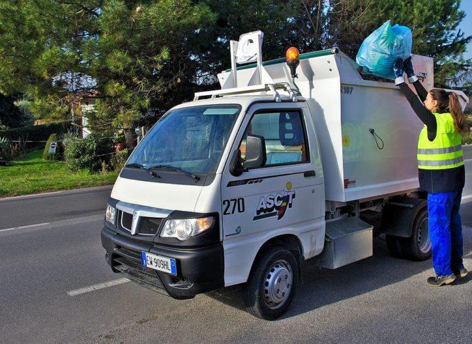 CAPANNORI – Raccolta rifiuti, modifiche al calendario del porta al porta per le festività