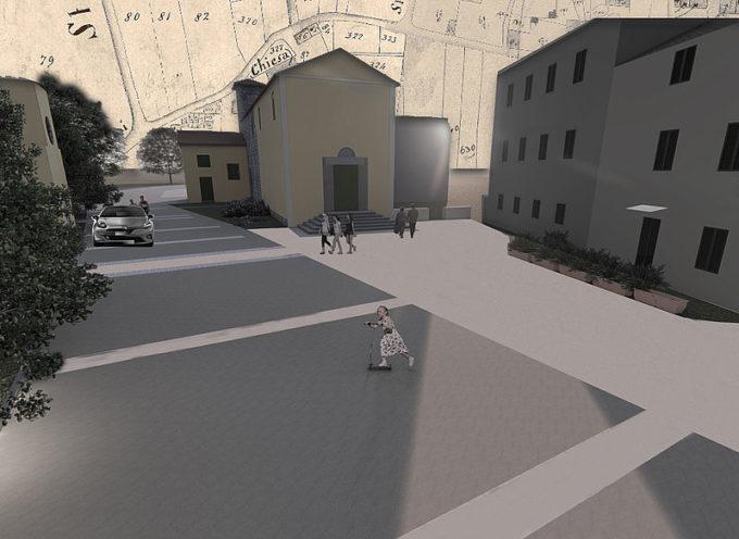 """""""Una strada da vivere"""": si riqualifica via dei Boschi nel centro di Verciano"""