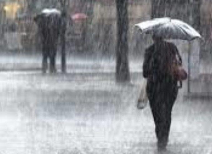 Lucca e Piana: La pioggia intensa e continua caduta dal pomeriggio di venerdì, sta defluendo senza creare problemi