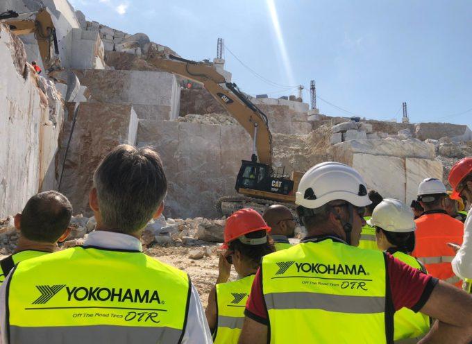 Marmo, Carrara Marble Way vince il premio per l'innovazione ecologica