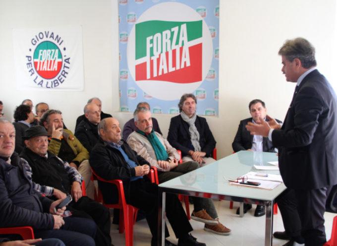 FORZA ITALIA: CONFERMA PER MARCHETTI, SARÀ COORDINATORE PROVINCIALE LUCCA.