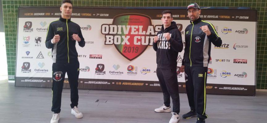Grande affermazione internazionale per i boxeur del Pugilistica Lucchese