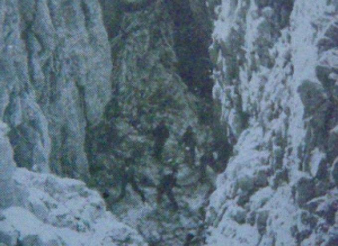 """""""Gli uomini della neve"""": un antico mestiere sulle vette delle Apuane"""
