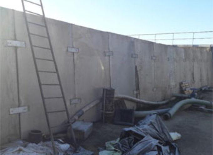 Impianto a biogas a Santa Maria a Monte