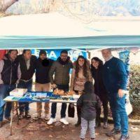 Lega Mediavalle e Garfagnana contro il MES a Bagni di Lucca