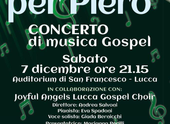 IL CONCERTO DI MUSICA GOSPEL DELLA CROCE VERDE P.A. LUCCA.