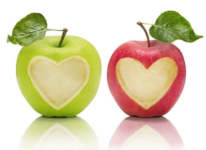 2 mele al giorno tolgono il colesterolo di torno