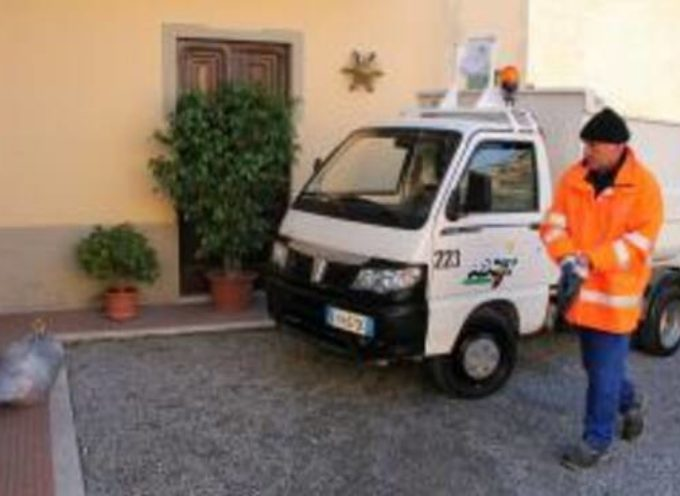 Una delegazione di 'Zero Waste Europe' in visita a Capannori
