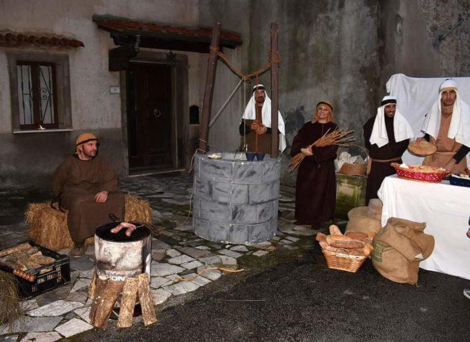 MASSAROSA – Successo per Magie di Natale e il presepe vivente