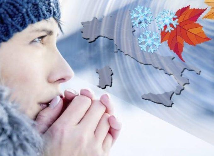 Buongiorno Generale Inverno; ecco la prima brinata di stagione