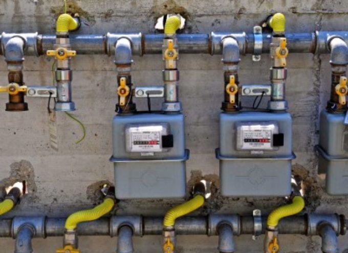 Allaci del gas, lavori a Piano del Quercione