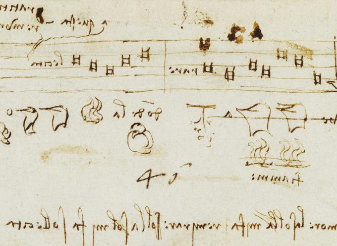 Il suono invisibile. Leonardo da Vinci e la musica del suo tempo