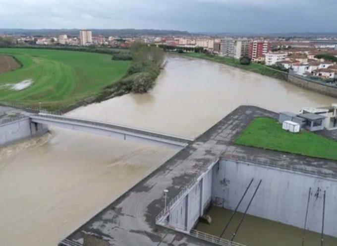 Maltempo, dichiarata l'emergenza nazionale: 5 milioni per la Toscana