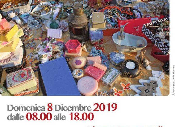 Massarosa – La Fiera del Riuso, edizione speciale domenica 8 dicembreIn piazza Provenzali
