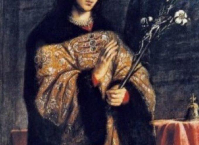 Il Santo del giorno, 17 Dicembre: S. Olimpia, diaconessa – S. Begga, badessa, figlia del Re dei Franchi