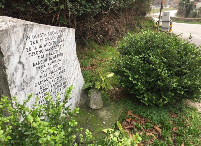 Ricordate le vittime della seconda guerra mondiale e della violenza nazista