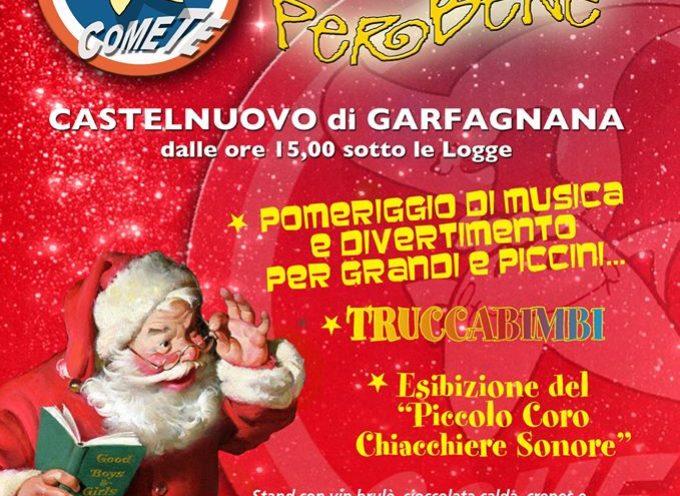 Sulla scia di una cometa e Una stella per bene – Rappresentazione della Natività – a – Castelnuovo di Garfagnana