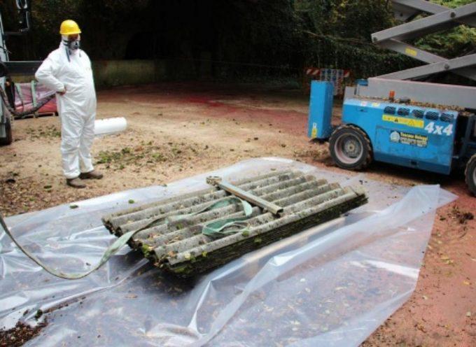 Ambiente: piano anti-amianto, 1 milione di euro per rimozione e bonifica edifici pubblici