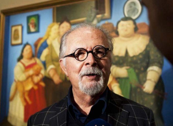 Pietrasanta – film su Fernando Botero celebra legame con Piccola Atene