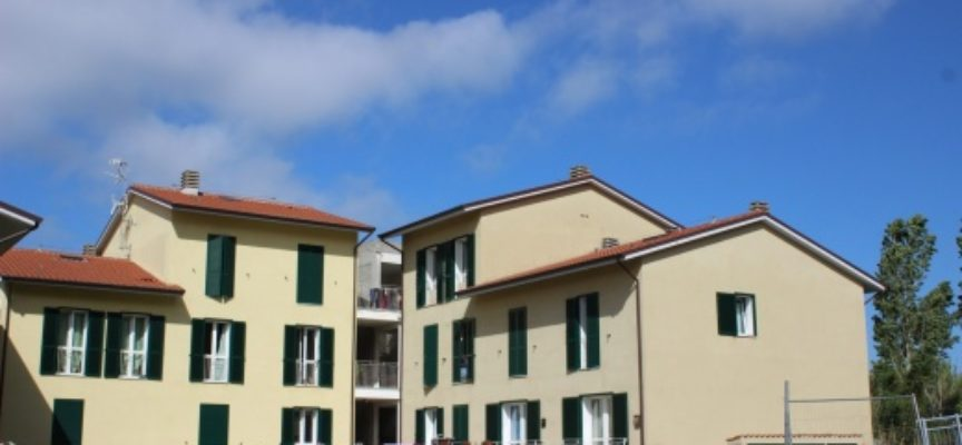 Politiche abitative: case popolari, assegnati nove alloggi nel 2019