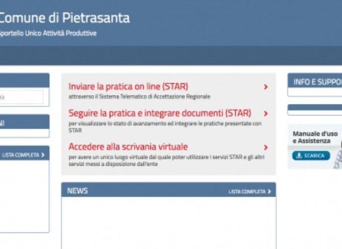 Pietrasanta fuori da Unione Comuni Versilia