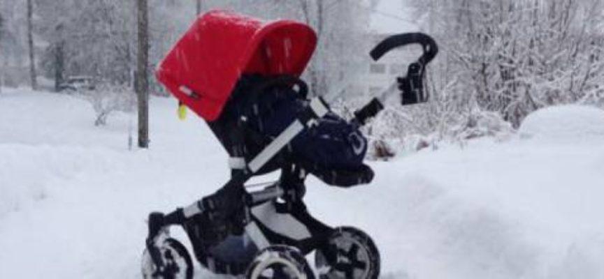 Mamma dimentica neonato di 7 mesi al freddo, bimbo muore congelato
