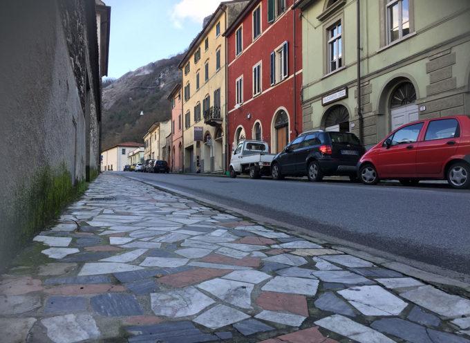 affidate le opere per il corridoio pedonale tra l'Area Medicea e il centro storico di Seravezza
