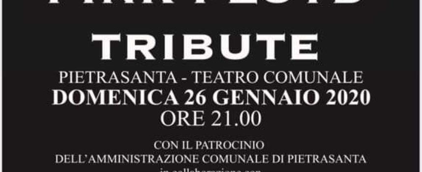 "Pietrasanta, 26 gennaio – AIDO organizza il concerto dei Floydian ""Pink Floyd Tribute"""