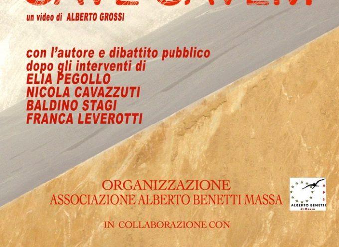 Seravezza, Scuderie Granducali – Cave Cavem, 16 Gennaio ore 21.15. Lo stato di salute delle Apuane.