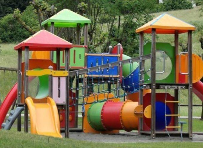 nuovo investimento da 60mila euro sui parchi giochi. In arrivo attrezzature ludiche a Seravezza, Ripa e Pozzi